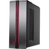 HP OMEN 870-100 870-141 Desktop Computer - Intel Core i7 (6th Gen) i7-6700 3.40 GHz - 16 GB DDR4 SDRAM - 1 TB HDD - 256 GB SSD - Windows 10 - Gunmetal Gray