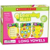 SHS0545302153 - Scholastic Res. Gr K-2 Long Vowels Learning Ma...