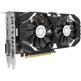 MSI GTX 1050 TI 4GT OC GeForce GTX 1050 Ti Graphic Card - 1.34 GHz Core - 1.46 GHz Boost Clock - 4 GB GDDR5