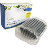 Fuzion Remanufactured Toner Cartridge - Alternative for HP (CE412A) - Yellow