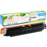 Fuzion Toner Cartridge - Alternative for HP (CF350A) - Black