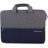"Swissgear Carrying Case (Sleeve) for 15.6"" Notebook - Gray, Blue"