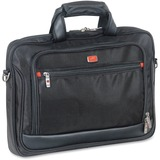 """MANCINI Biztech Carrying Case (Briefcase) for 17.3"""" Tablet, Notebook - Black"""