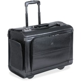 "MANCINI Carrying Case (Roller) for 17"" Notebook - Black"