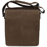 MANCINI COLOMBIAN Carrying Case (Messenger) for Tablet - Brown