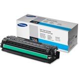 Samsung CLTC506SXA Original Toner Cartridge - Cyan