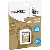 EMTEC Gold 64 GB microSDXC