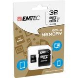 EMTEC Gold 32 GB microSDHC