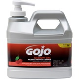 Unisource 235604 Gojo Half Gallon Cherry Gel Pumice Hand Cleaner (4/Cs)