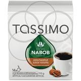 Tassimo Nabob Swiss Hazelnut Coffee Pods - 14/Box