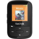 SanDisk Clip Sport Plus 16 GB Flash MP3 Player - Blue