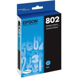 Epson DURABrite Ultra Ink 802 Original Ink Cartridge - Cyan