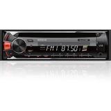 Blaupunkt DETROIT DTR100BT Car CD/MP3 Player - 120 W RMS - Single DIN