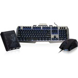IOGEAR KeyMander Performance Keyboard & Mouse Bundle