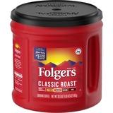 FOL20421BD - Folgers Canister Classic Roast Coffee Gr...