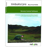Netopia Timbuktu Pro Multiplatform v.9.0 for Windows and v.8.8 for Mac - Complete Product - 2 User