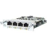 HWIC-4ESW-POE= - Cisco 4-Port EtherSwitch HWIC with Power Over Ethernet