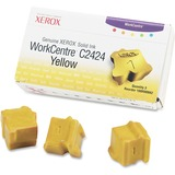 Xerox Yellow Solid Ink Sticks 108R00662