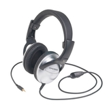 Koss QZPRO Noise Cancelling Headphone - Wired Connectivity - Stereo - Over-the-head