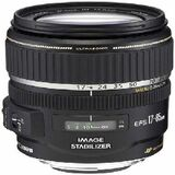 Canon EF-S 17-85MM f/4-5.6 IS USM Standard Zoom Lens - 9517A002