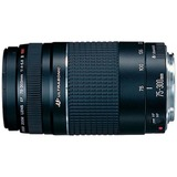 Canon EF 75-300mm f/4-5.6 III Telephoto Zoom Lens - 6473A003