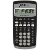 Texas Instruments BA-II Plus Adv. Financial Calculator BA II PLUS