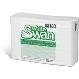 White Swan Napkins