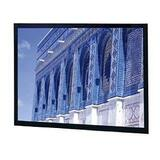 Da-Lite Da-Snap Fixed Frame Projection Screen 74624