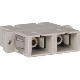 Tripp Lite Duplex Fiber SC/SC Coupler N452-000