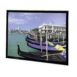 Da-Lite Perm-Wall Fixed Frame Projection Screen 40547