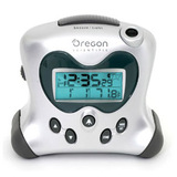 Oregon Scientific Hip & Cool Projection Clock with Temperature
