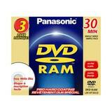 Panasonic DVD-RAM Media