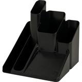 Business Source 5-compartment Desk Organizer