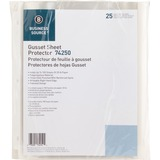 Business Source Heavy-duty Sheet Protectors