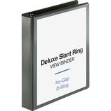 Business Source Slant-D Ring Binder