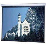 Da-Lite Model C Manual Wall and Ceiling Projection Screen 40284