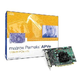 Matrox PH-E128APV Parhelia APVe Graphics Card