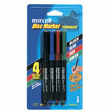 Maxell CD/DVD Disc Marking Pens