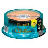 Maxell 48x CD-Rpro Media