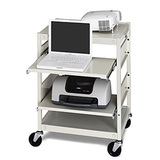 Bretford EC4-P4 Mini All-In-One Computer Cart