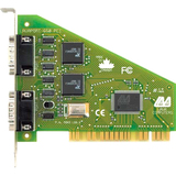 Lava Computer PCI Bus Dual 16650 Serial Port Board LAVAPORT-PCI