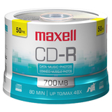 Maxell CD-R Media 625156