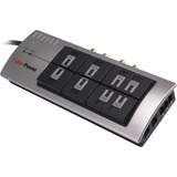CyberPower Office 895 3600J 8-Outlet Surge Suppressor - 895