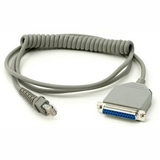 Unitech Scanner Coiled Cable - 1550201408