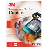 3M High Temperature Copier Transparency Film