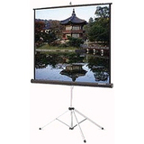 Da-Lite Picture King Portable and Tripod Projection Screen 77330