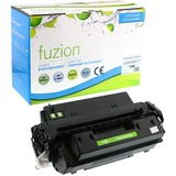 fuzion Remanufactured Toner Cartridge - Alternative for HP 10A - Black