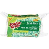 Scotch-Brite Scrub Dots Heavy-duty Scrub Sponge