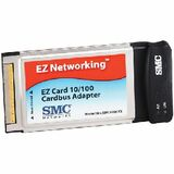 LG-Ericsson USA, Inc SMC8041TX EZ Card 10/100 Mbps Fast Ethernet CardBus PC Adapter