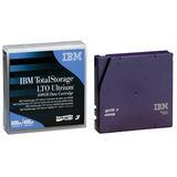IBM LTO Ultrium 3 Tape Cartridge
